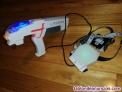 Fotos del anuncio: Laser x-pistola doble color blanco /gris