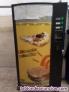 Vendo maquina de sandwiches calientes.