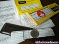 Aristo piccolo 816 regla de calculo de bolsillo  completa - calculadora - slide