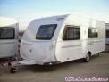 Fotos del anuncio: Venta Caravana Knaus Sudwind FSK 550 Seminueva aire acond. Calefacción. Mover