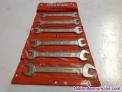 Fotos del anuncio: 1298 Juego de llaves fijas de la 6-7 a la 16-17