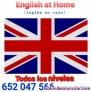 Fotos del anuncio: Clases de Inglés a todos los niveles
