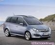 Fotos del anuncio: Opelzafira 7 asientos. Alta gama