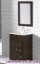 Fotos del anuncio: Conjunto baño babel 60 nogal
