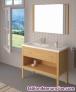 Fotos del anuncio: Conjunto baño nadine 100 roble