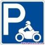 Alquiler parking motos en plaza de españa nerja