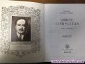 Fotos del anuncio: OBRAS COMPLETAS VICENTE BLASCO IBAÑEZ 1946 1ª Edicion